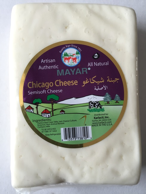 Authentic Chicago Cheese
